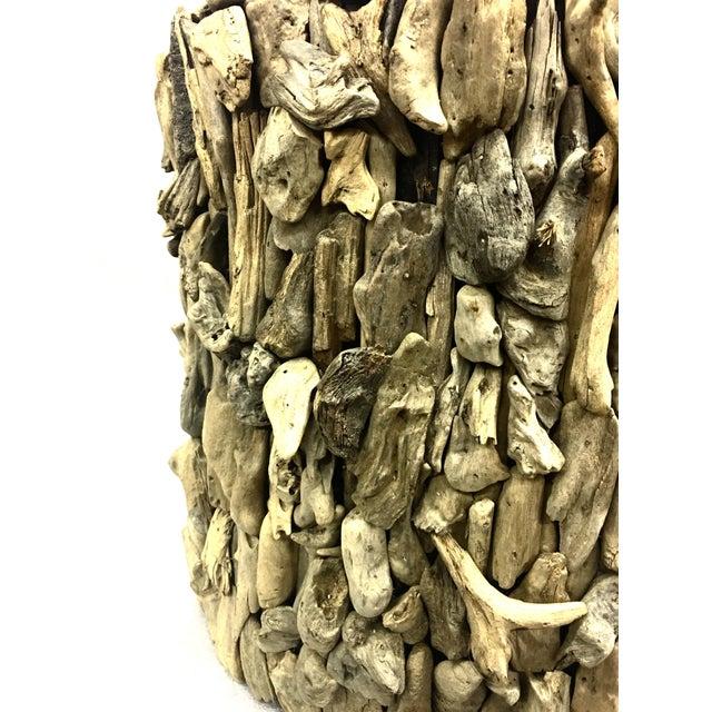 Organic Reclaimed Driftwood Planter - Image 3 of 4