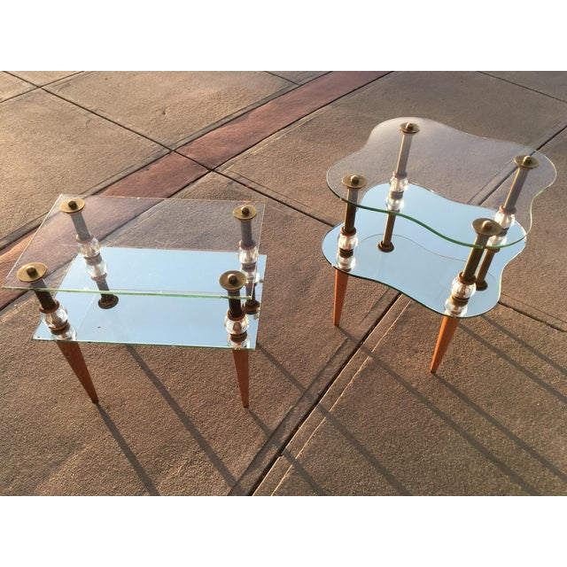 Mid 20th Century Mid-Century Modern Cloud Table Manner of Gilbert Rhode For Sale - Image 5 of 13