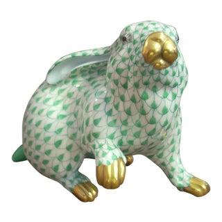 Herend Rabbit Figurine For Sale