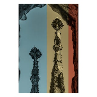 Sagrada Familia - Photograph by Guy Sargent For Sale