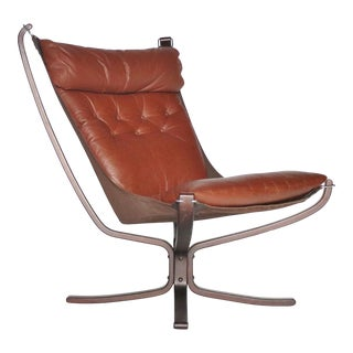 Sigurd Ressel Falcon Chair For Sale