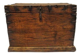 Image of Antique Trunks