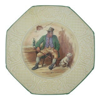 "Wedgwood ""Bill Likes"" China Plate"