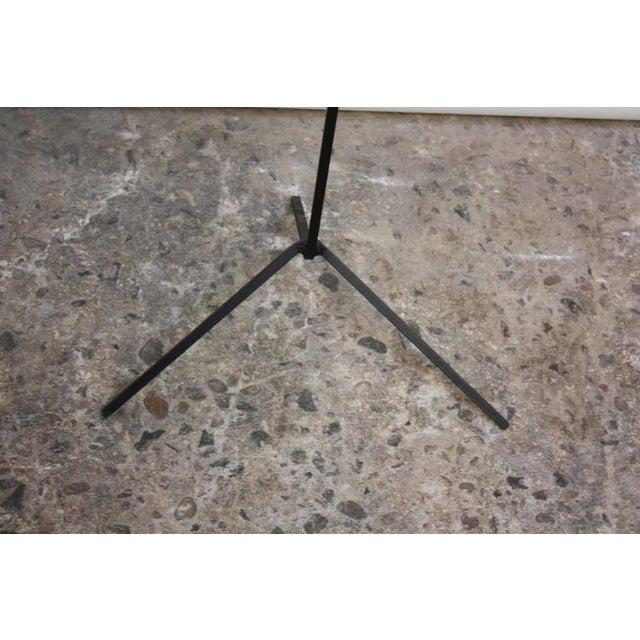 Frederick Weinberg Style Iron Tripod Valet - Image 2 of 9