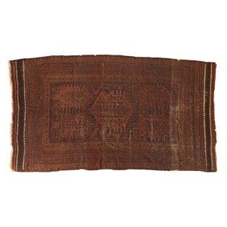 "Vintage Belouch Carpet - 4'8"" X 8'3"" For Sale"