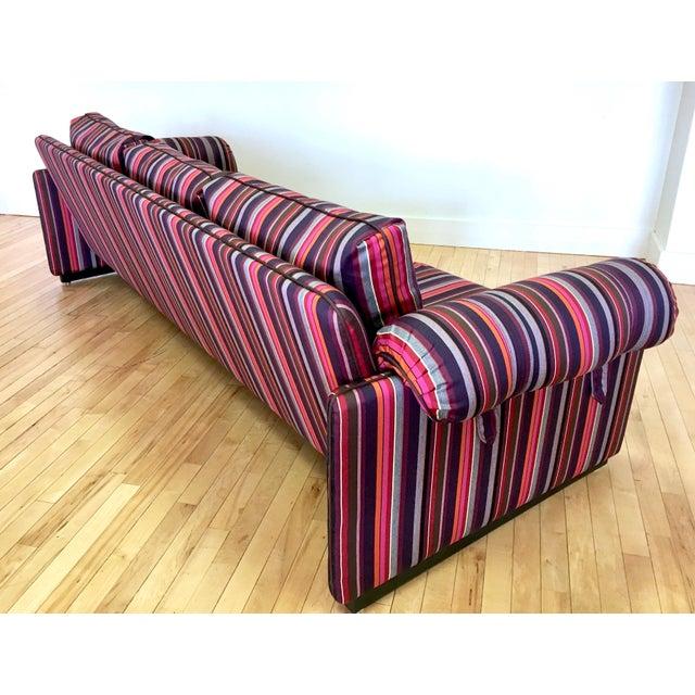 Mid-Century Modern Mid-Century Vintage John Stuart Sofa Couch For Sale - Image 3 of 10