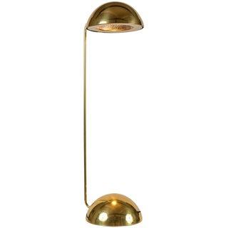 1980s Italian Barbieri & Marianelli for Tronconi Brass 'Bikini' Table Lamp For Sale