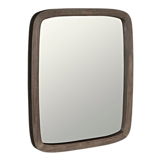 Ford Mirror, Distressed Grey For Sale
