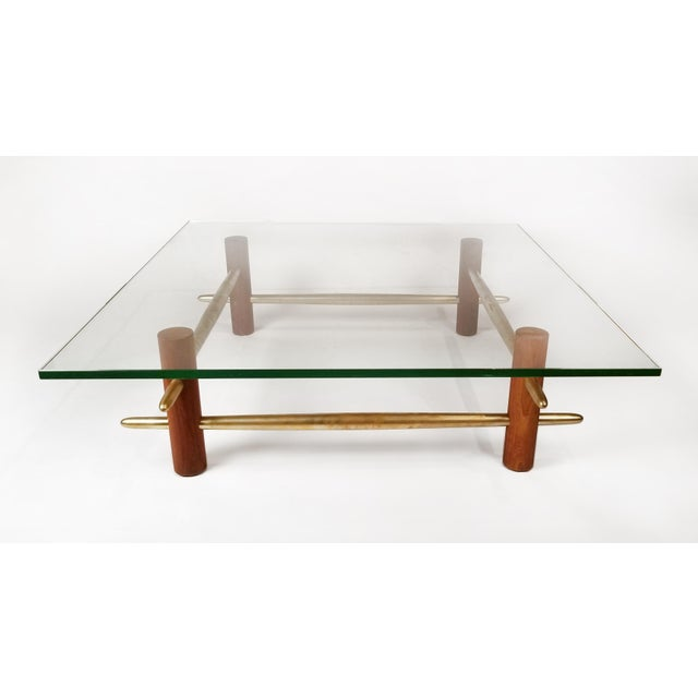 1950s Coffee Table, Model 1640 by t.h. Robsjohn Gibbings for Widdicomb For Sale - Image 5 of 6