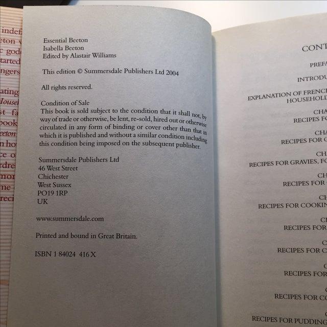 Essential Beeton Cookbook For Sale - Image 4 of 9
