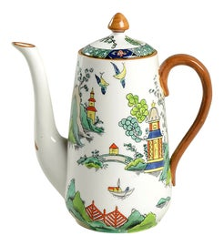 Image of Chinoiserie Coffee and Tea Service
