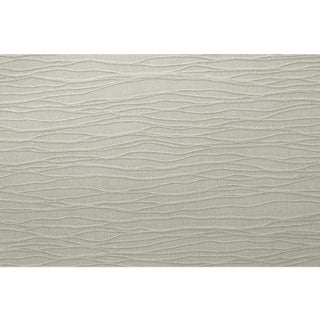 Sample, Maya Romanoff Jewel Collection Horizon: Silver Onyx - Mulberry & Rayon Fiber Paper Wallcovering For Sale