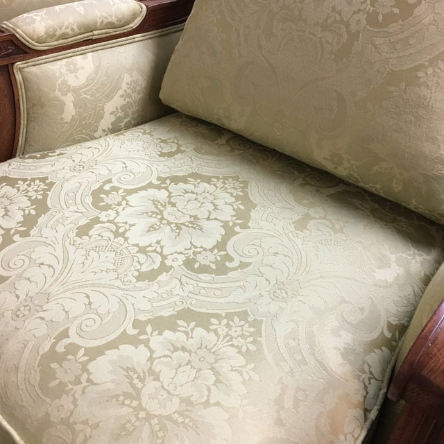 Ethan Allen Fairfax Arm Chairs - A Pair - Image 11 of 11