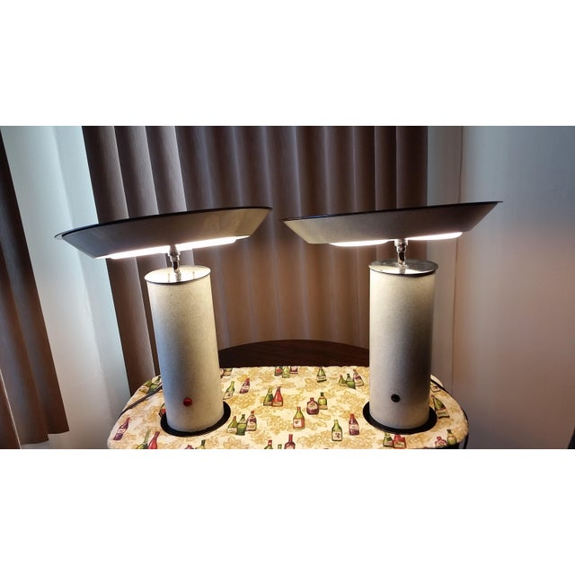 Vintage Stilnvo Table Lamps - A Pair For Sale In Chicago - Image 6 of 8