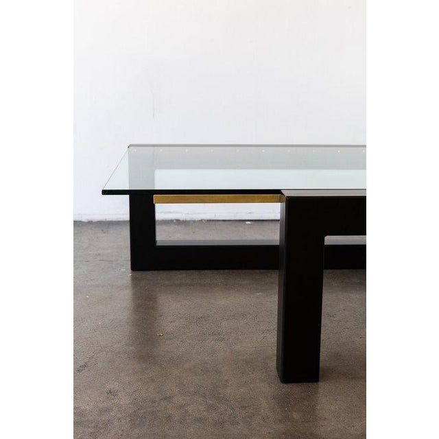 Foreman Brothers Design Bernal Coffee Table For Sale - Image 4 of 6