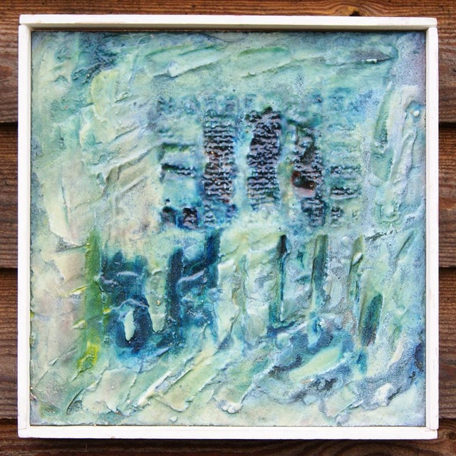 Frank Rubin Abstract Composition - Image 2 of 6
