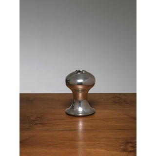 Silver Plated Vase by Lino Sabattini