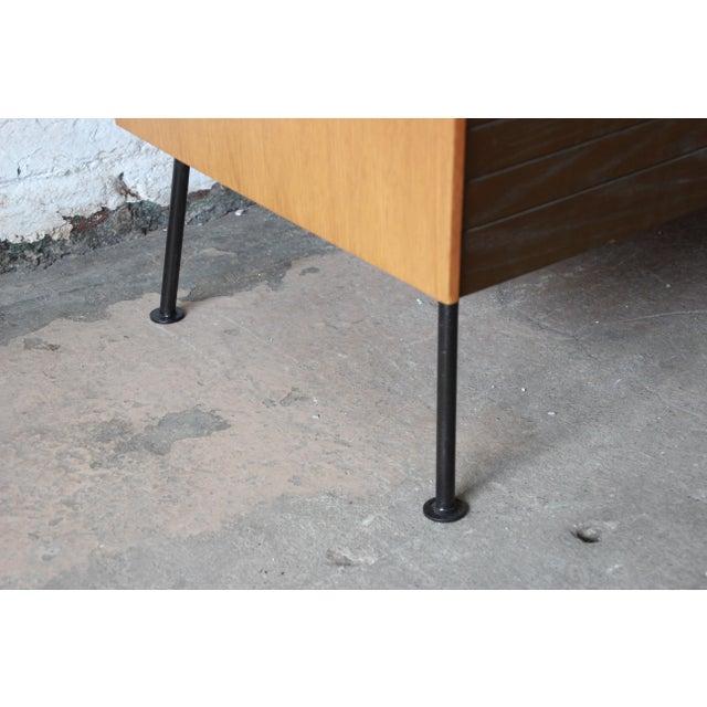 Wood Raymond Loewy for Mengel Mid-Century Modern Six-Drawer Dresser For Sale - Image 7 of 11