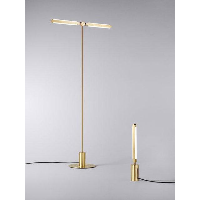 Modern Pelle Pris T Floor Lamp For Sale - Image 3 of 6