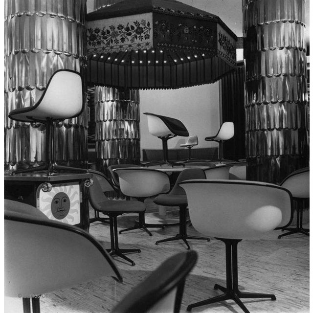 Alexander Girard & Charles Eames La Fonda Armchairs for Herman Miller Circa 1960 For Sale - Image 10 of 11