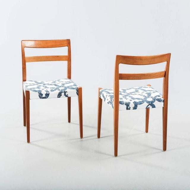 Nils Jonsson Dining Chairs by Nils Jonsson for Troeds, 1960s - Set of 6 For Sale - Image 4 of 8