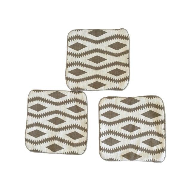Custom Robert Allen Fabric Pillow Cases - 3 - Image 1 of 4