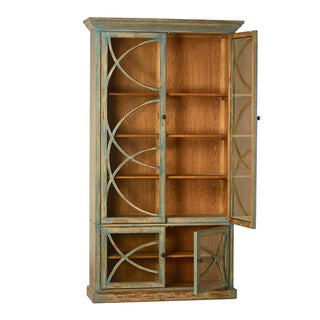Deco Glass Door Cabinet Preview
