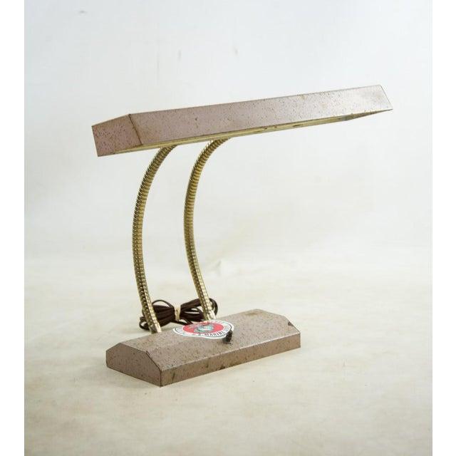 Vintage Gooseneck Desk Lamp Two Desk Office