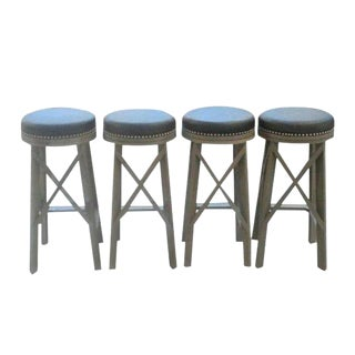 "Custom to Order ""Belly Up to the Bar"" Collection Stools For Sale"