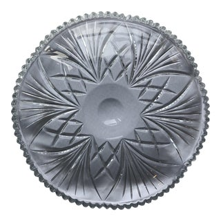 Waterford Marquis Crystal Bowl Platter