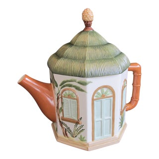 Lenox British Colonial Collection Teapot For Sale