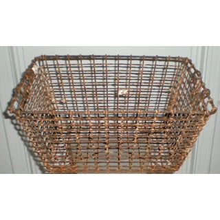 Vintage Oyster Baskets Preview