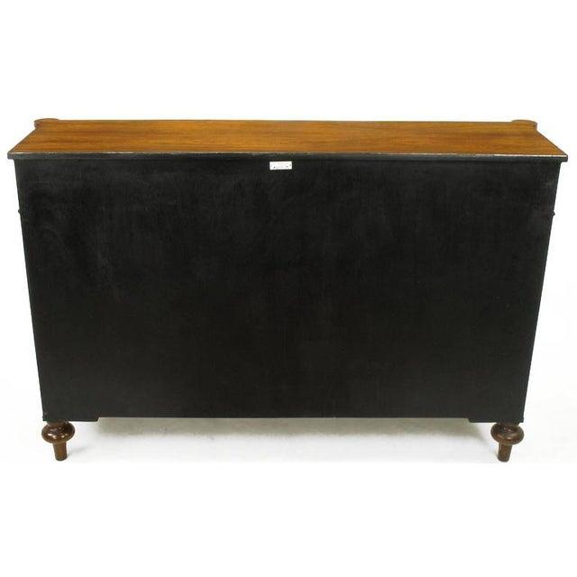 Arthur Brett & Sons Regency Style Rosewood Sideboard For Sale - Image 9 of 10