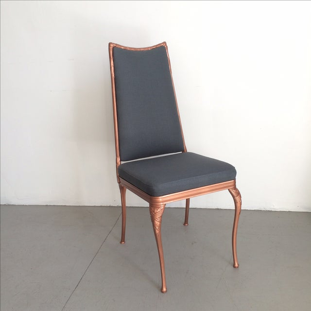 Rose Gold Chair - Image 2 of 10