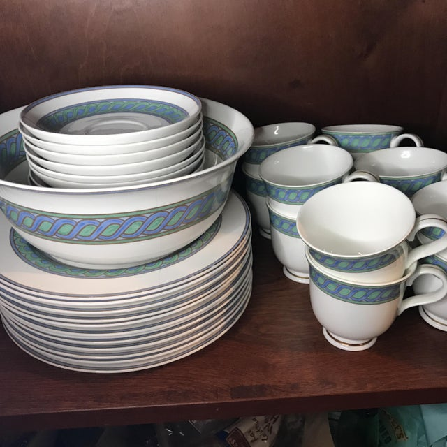 Christofle 12 Serving Dinnerware - Set for 64 - Image 4 of 9