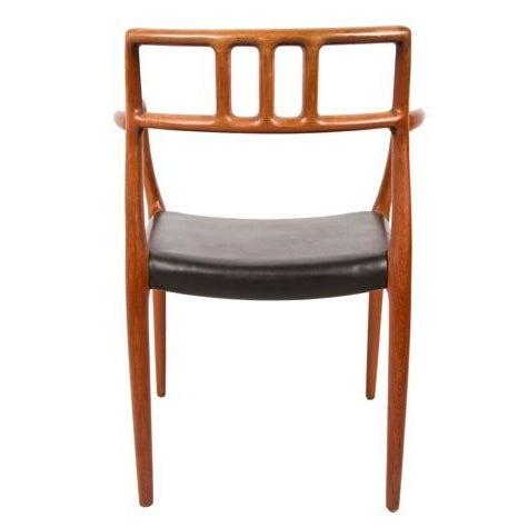 Niels Moller Danish Teak Dining Chairs - Set of 6 - Image 6 of 7