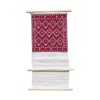 Backstrap Loom Textile II For Sale