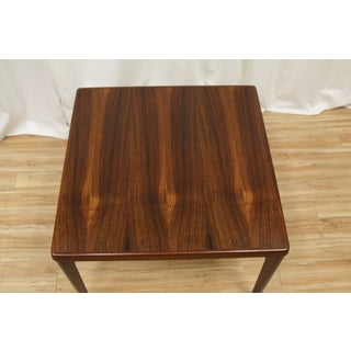 Danish Modern End Table Preview