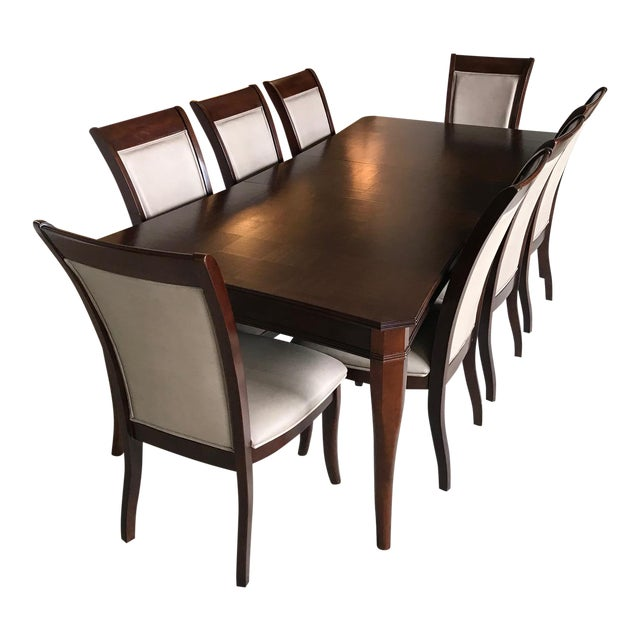 Contemporary Dining Set For Sale