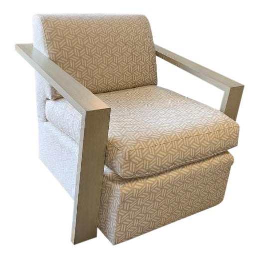 Vanguard Furniture Troy Chair Showroom Sample For Sale