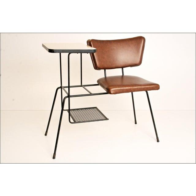 Mid-Century Modern Telephone Chair - Image 2 of 11
