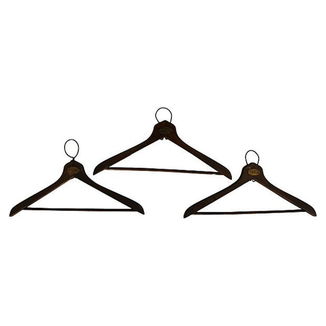1930's Coat Check Numbered Hangers- Set of 6 - Image 4 of 5