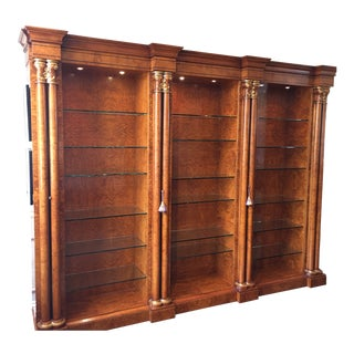 Library Wall Unit Empire For Sale