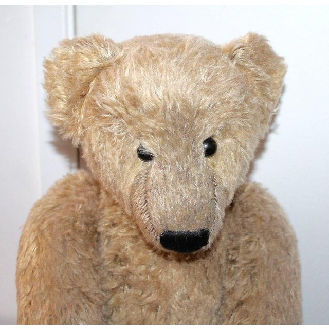 Pair of Folky Teddy Bears Made for Harrods of London - Image 8 of 8