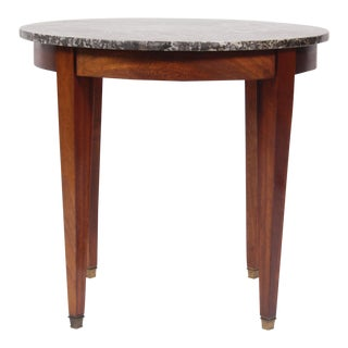 1950s Marble Top Table