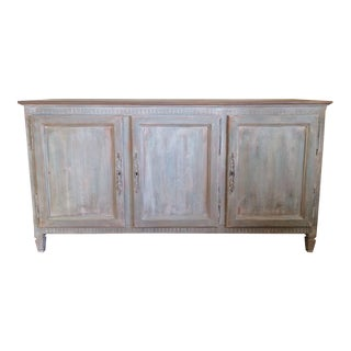 French Louis XVI Pine Sideboard