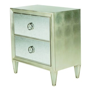 Century Furniture Samantha Nightstand For Sale