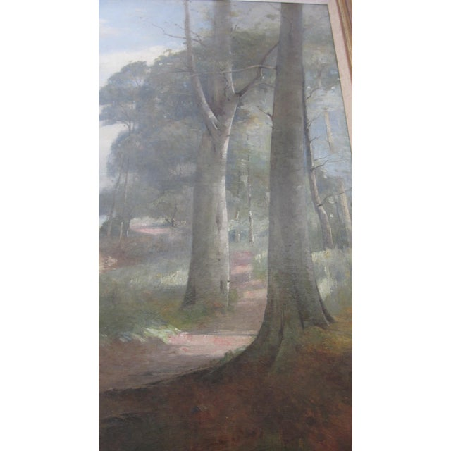 Landscape Oil Painting by Thomas Bunting - Image 2 of 8
