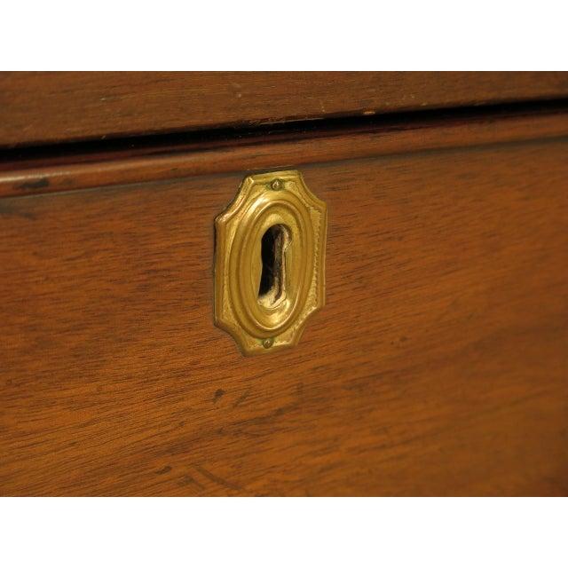 Kittinger Kittinger Mahogany Colonial Williamsburg Sideboard For Sale - Image 4 of 13
