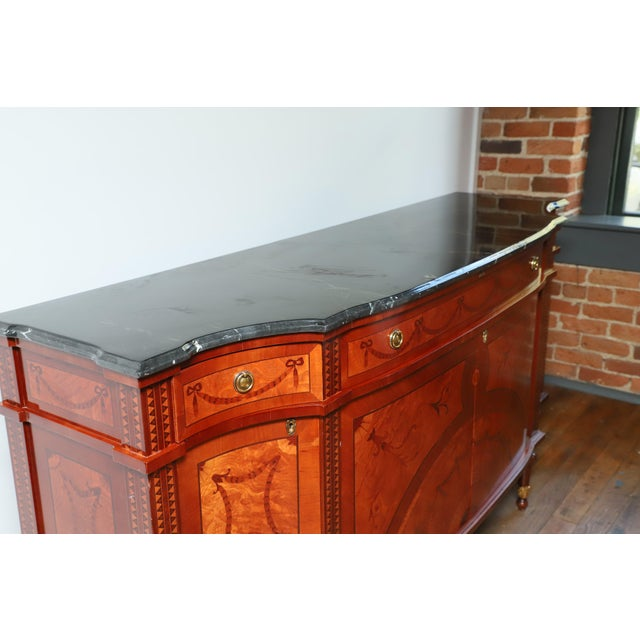 David Michael English Sideboard From the Waldorf Astoria For Sale - Image 9 of 12